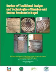 Review of Traditional Designs and Technologies of Bamboo and ...