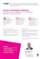 Security-Awareness-Campaigns - Seite 2