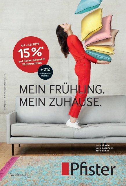 Wohnen Broschüre Frühling 2019 DE