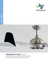 Rotasystem ProFan Type 1_DE
