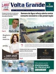 Jornal Volta Grande | Edição 1158 Forq/Veneza
