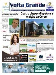 Jornal Volta Grande | Edição 1158 AMESC