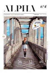 Alpha magazine - n°4
