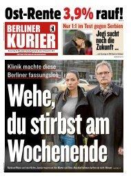 Berliner Kurier 21.03.2019