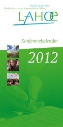 2012 Konferenzkalender - Bibelkonferenzstätte Langensteinbacher  ...