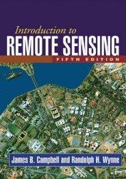 (MEDITATIVE) Introduction to Remote Sensing eBook PDF Download