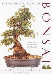 (GRATEFUL) The Complete Book of Bonsai: A Practical Guide to Its Art and Cultivation eBook PDF Download