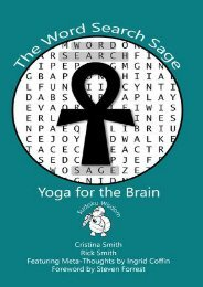 (FUNNY) The Word Search Sage- Yoga for the Brain eBook PDF Download