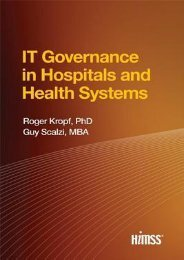 (FUNNY) It Governance in Hospitals and Health Systems eBook PDF Download