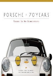 BEST-PDF-Porsche-70-Years-There-Is-No-Substitute-by-Randy-Leffingwell-PDF-books-