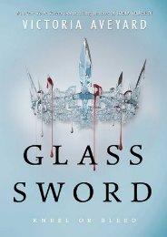 (FUNNY) Glass Sword (Red Queen, #2) eBook PDF Download