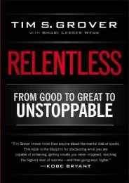 (GRATEFUL) Relentless: From Good to Great to Unstoppable eBook PDF Download