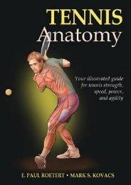 (BARGAIN) Tennis Anatomy eBook PDF Download