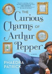 (RECOMMEND) The Curious Charms of Arthur Pepper eBook PDF Download
