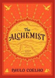 (SECRET PLOT) The Alchemist eBook PDF Download