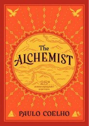 (SECRET PLOT) The Alchemist eBook PDF Download
