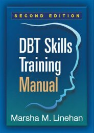 (SECRET PLOT) DBT Skills Training: Manual eBook PDF Download
