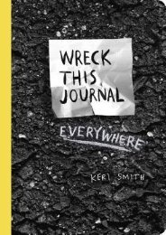 (SECRET PLOT) Wreck This Journal Everywhere eBook PDF Download