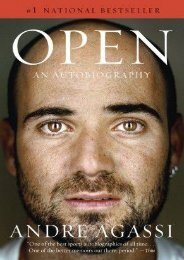 (STABLE) Open: An Autobiography eBook PDF Download