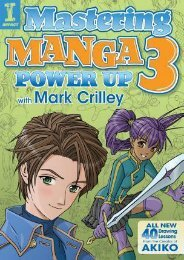 (GRATEFUL) Mastering Manga 3: Power Up with Mark Crilley eBook PDF Download
