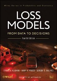 (FUNNY) Loss Models: From Data to Decisions eBook PDF Download