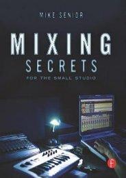 (SECRET PLOT) Mixing Secrets for the Small Studio eBook PDF Download