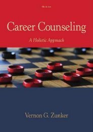 (GRATEFUL) Career Counseling: A Holistic Approach eBook PDF Download