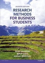 (MEDITATIVE) Research Methods for Business Students eBook PDF Download