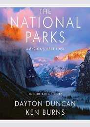 [BOOK] The National Parks: America s Best Idea by Dayton Duncan Full Books