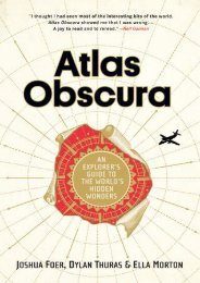 (SPIRITED) Atlas Obscura: An Explorer's Guide to the World's Hidden Wonders eBook PDF Download