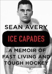 (GRATEFUL) Ice Capades: A Memoir of Fast Living and Tough Hockey eBook PDF Download