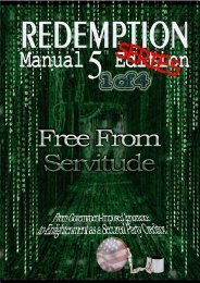 (SECRET PLOT) Redemption Manual 5.0 Series - Book 1: Free from Servitude eBook PDF Download