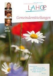 Gemeindemitteilungen - Bibelkonferenzstätte Langensteinbacher  ...