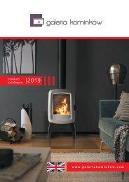 Catalogue Galeria Kominków 2019