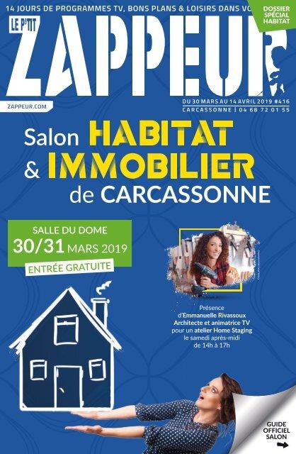 Le P'tit Zappeur - Carcassonne #416