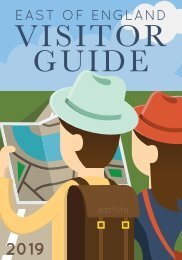 East of England Visitor Guide 2019