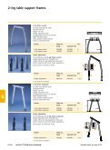 2-leg table support frame - Hettich - Page 3