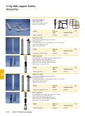 2-leg table support frame - Hettich - Page 5