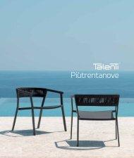 Talenti Piutrentanove 2019 product catalogue