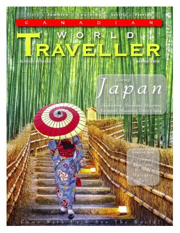 Canadian World Traveller  Spring 2019 Issue