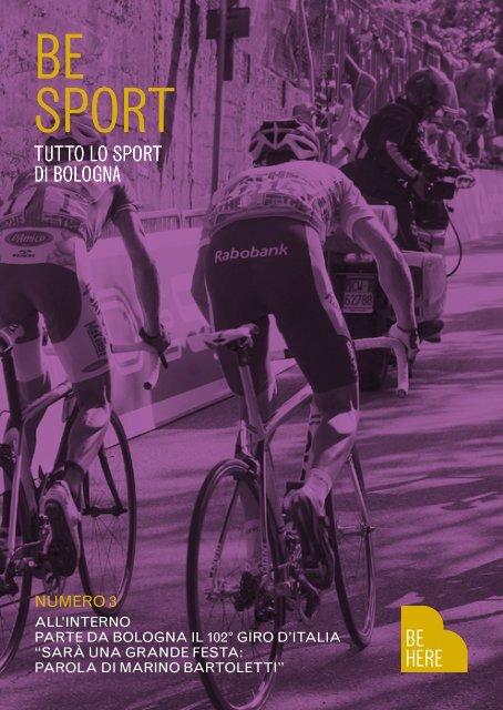 Be Sport Magazine n.3