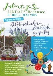 Gartentage Lindau 2019