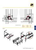 Roller runner system FR 1105 for  screw-on assembly Load ... - Hettich - Page 2