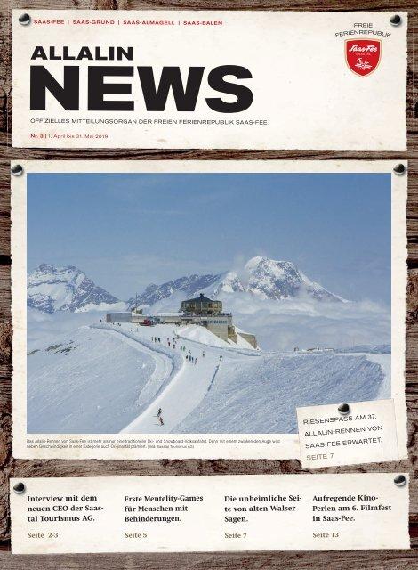Allalin News Nr. 3/2019