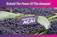 Tropical Acai Digital Catalog 2019