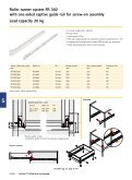Roller runner system FR 402 with one-sided captive guide ... - Hettich - Page 3