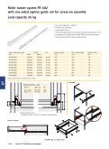 Roller runner system FR 402 with one-sided captive guide ... - Hettich - Page 5