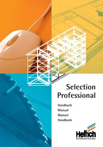 Selection Professional - Hettich