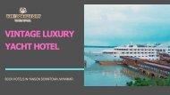 Visit Best Hotels in Yangon Downtown
