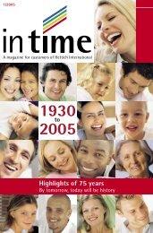 Highlights of 75  years - Hettich